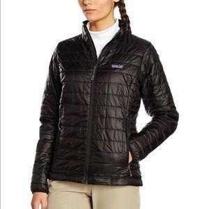 Patagonia Nano puff black jacket size medium